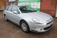 USED 2011 11 CITROEN C5 1.6 VTR HDI 5d 110 BHP +Just Serviced +inc WARRANTY.