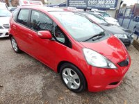 USED 2010 10 HONDA JAZZ 1.3 I-VTEC ES 5d 98 BHP FULL SERVICE HISTORY, LOW INSURANCE, CHEAP ROAD TAX