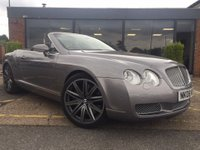 USED 2008 08 BENTLEY CONTINENTAL 6.0 GTC 2dr MULLINER !!!!!