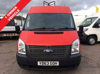 USED 2013 63 FORD TRANSIT SWB 2.2 280 124 BHP 1 OWNER FSH NEW MOT SEMI HI ROOF AIR CON INTERNAL RACKING FREE 6 MONTH AA WARRANTY, RECOVERY AND ASSIST NEW MOT AIR CONDITIONING MEDIUM ROOF 6 SPEED ELECTRIC WINDOWS TUBE STORE RACKING SHELVING VAN VAULT HAND WASH FACILITIES DOUBLE ELECTRIC SOCKET HEAVY DUTY BUMPER REAR PARKING SENSORS
