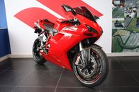 USED 2014 14 DUCATI 848 EVO Racing Red