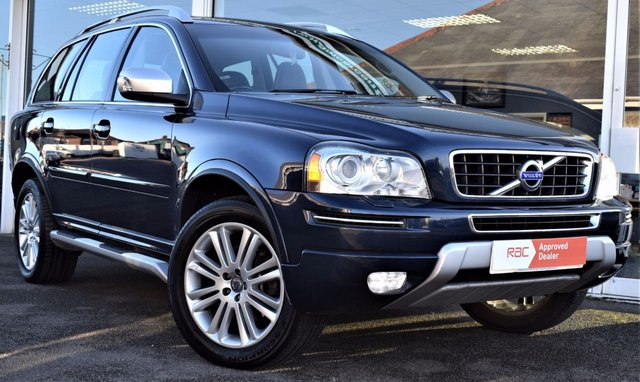 2014 14 VOLVO XC90 2.4 D5 EXECUTIVE AWD 5d AUTO 200 BHP