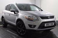 2012 FORD KUGA 2.0 TITANIUM TDCI AWD 5d 163 BHP £8895.00