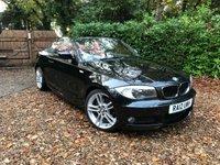 2012 BMW 1 SERIES 2.0 118D M SPORT 2d 141 BHP £10989.00