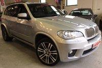 2012 BMW X5 3.0 XDRIVE40D M SPORT 5d AUTO 302 BHP £22995.00