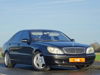 View our MERCEDES-BENZ S 55