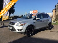 USED 2008 08 FORD KUGA 2.0 ZETEC TDCI AWD 5d 134 BHP LOW RATE CAR FINANCE AVAILABLE