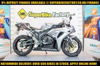 USED 2007 07 HONDA CBR1000RR FIREBLADE 1000CC 0% DEPOSIT FINANCE AVAILABLE GOOD & BAD CREDIT ACCEPTED, OVER 500+ BIKES IN STOCK