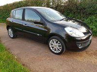 USED 2009 09 RENAULT CLIO 1.5 DYNAMIQUE DCI 5d 86 BHP **1 OWNER**£30 ROAD FUND**SUPERB CONDITION**