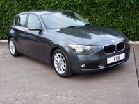 USED 2012 12 BMW 1 SERIES 1.6 116I SE 5d 135 BHP