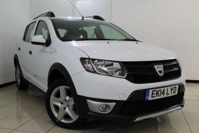 View our 2014 14 DACIA SANDERO 1.5 STEPWAY AMBIANCE DCI 5DR 90 BHP