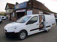 2014 PEUGEOT PARTNER 625SE WITH 3 SEATS AND SIDE DOOR £4945.00
