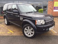 2010 LAND ROVER DISCOVERY 4