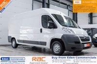 2012 CITROEN RELAY 2.2 35 L3H2 HDI 1d 129 BHP £7750.00