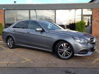 USED 2013 63 MERCEDES-BENZ E CLASS 2.1 E250 CDI SE 7G-Tronic Plus 4dr Full Black Leathers