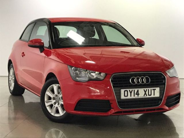 View our 2014 14 AUDI A1 1.6 TDI SE 3d 103 BHP