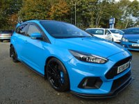 USED 2017 66 FORD FOCUS 2.3 EcoBoost RS Hatchback (AWD) 5dr (start/stop)