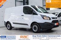 2014 FORD TRANSIT CUSTOM 2.2 290 LR P/V 1d 124 BHP £8995.00
