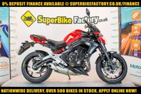 USED 2013 13 KAWASAKI ER-6N 650cc GOOD BAD CREDIT ACCEPTED, NATIONWIDE DELIVERY,APPLY NOW