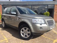 USED 2009 59 LAND ROVER FREELANDER 2 2.2 TD4 GS 4x4 5dr £155 A MONTH ZERO DEPOSIT