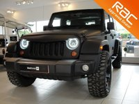 2014 JEEP WRANGLER 2.8 CRD Sahara Unlimited Station Wagon 4x4 5dr £SOLD