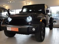 USED 2015 65 JEEP WRANGLER  2.8 CRD Black Edition II Hard Top 4x4 4dr Reserved For Mr Griggs