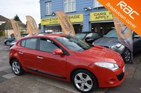 USED 2011 61 RENAULT MEGANE 1.5 DYNAMIQUE TOMTOM DCI ECO 5d 110 BHP THE CAR FINANCE SPECIALIST