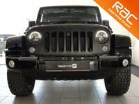 USED 2015 65 JEEP WRANGLER 2.8 CRD Sahara 4x4 4dr RESERVED FOR MICHAEL