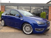USED 2007 07 FORD FOCUS 2.5 SIV ST-3 3dr £200 gift voucher included!