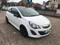 USED 2013 63 VAUXHALL CORSA 1.2 LIMITED EDITION CDTI ECOFLEX 3d 73 BHP Full service history-1 former keeper-diesel-colour coded body and wheels-low road tax