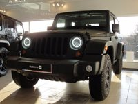 USED 2015 65 JEEP WRANGLER  3.6 V6 Rubicon Hard Top 4x4 2dr DEPOSIT RECEIVED WITH THANKS MR DAVISON