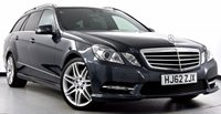 USED 2012 62 MERCEDES-BENZ E CLASS 3.0 E350 CDI BlueEFFICIENCY Sport 7G-Tronic Plus 5dr Massive Spec and Immaculate!