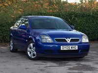 USED 2005 05 VAUXHALL VECTRA 1.9 ENERGY CDTI 16V 5d 149 BHP