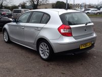 USED 2006 06 BMW 1 SERIES 2.0 118D SE 5d 121 BHP * FULL SERVICE HISTORY * FULL SERVICE HISTORY