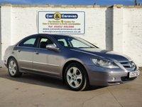 2007 HONDA LEGEND 3.5 V6 VTEC EX 4d AUTO 291 BHP £5988.00