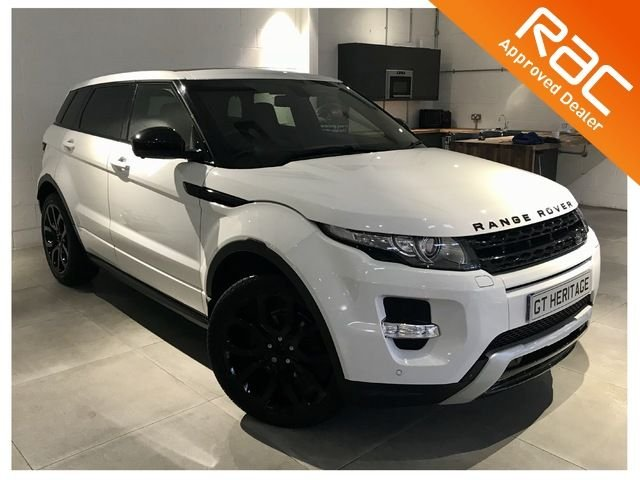 2014 14 LAND ROVER RANGE ROVER EVOQUE SI4 DYNAMIC LUX INC PAN ROOF