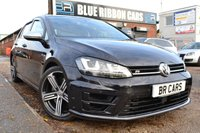 USED 2015 p VOLKSWAGEN GOLF 2.0 R 5d 298 BHP