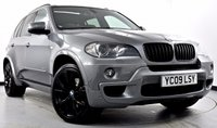 USED 2009 09 BMW X5 3.0 30d M Sport xDrive 5dr [7 Seats] Pan Roof, Xenons, Media Pack