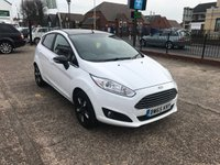 USED 2016 65 FORD FIESTA 1.0 ZETEC WHITE EDITION AUTUMN 5d 99 BHP DAB Radio-Start/Stop-USB and AUX Sockets-Bluetooth-1 Owner-Rear Parking Sensors