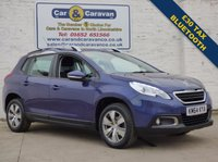 USED 2014 64 PEUGEOT 2008 1.2 ACTIVE 5d 82 BHP £30 Tax Bluetooth DAB Group 11 0% Deposit Finance Available
