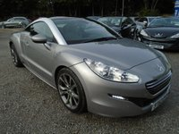 USED 2013 62 PEUGEOT RCZ 1.6 THP Sport 2dr ****LOW MILES****