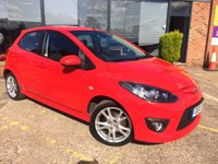 USED 2010 10 MAZDA 2 1.5 Sport 5dr Come for a test drive...