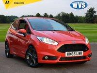 2015 FORD FIESTA 1.6 ST-3 3d 180 BHP £12999.00