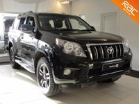USED 2010 60 TOYOTA LAND CRUISER 3.0 D-4D LC4 5dr Reserved For Sunny