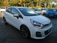 USED 2015 15 KIA RIO 1.4 3 5dr **KIA Warranty until 2022**
