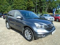 USED 2012 12 HONDA CR-V 2.2 i-DTEC ES Station Wagon 5dr