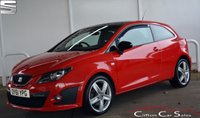 USED 2011 61 SEAT IBIZA 1.4TSi CUPRA DSG AUTO 3 DOOR 180 BHP Finance? No deposit required and decision in minutes.