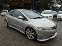2009 HONDA CIVIC 2.0 i-VTEC Type R GT Hatchback 3dr £8995.00