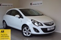 USED 2013 62 VAUXHALL CORSA 1.2 SXI AC 3d 83 BHP Immaculate  - Must Be Seen