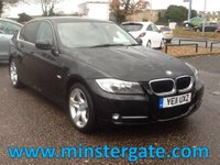 2011 BMW 3 SERIES 2.0 320D EXCLUSIVE EDITION 4d 181 BHP * LEATHER, FULL HISTORY * £7990.00
